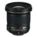 Nikon AF-S Nikkor 20mm f/1.8G ED Lens International Warranty