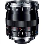 Zeiss Biogon 21mm f/2.8 ZM Black Lens Leica M-Mount