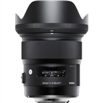 Sigma 24mm f/1.4 DG HSM Art Lens Nikon Mount