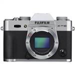 Fujifilm X-T10 Mirrorless Digital Camera Body Silver (Camera Kit ...
