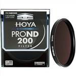 Hoya Pro ND200 58mm Filter 7 2/3 F Stop Light Reduction