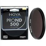 HOYA Pro ND500 62mm Neutral Density Filter 9-stop ND 500