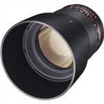 Samyang 85mm f/1.4 AS IF UMC Len MFT Mount Micro Four Thirds M4/3