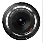 Olympus 9mm F8.0 Fisheye Body Cap Lens Black