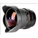 Samyang 8mm f-3.5 Fish-eye CS II w-hood (Fuji X)