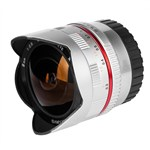 Samyang 8mm f/2.8 Fisheye II UMC CS Lens (Silver) Sony E Mount
