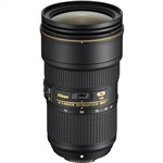 Nikon AF-S Nikkor 24-70mm f/2.8E ED VR Lens International Warranty