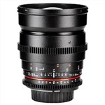 Samyang 24mm T1.5 VDSLR II Cine Lens Sony FE E Mount