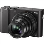 Panasonic Lumix DMC-TZ110 (DMC-ZS110 Packaging) Digital Camera Bl...