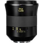 Zeiss Otus 85mm f/1.4 Lens Canon Mount Planar T* 1.4/85 ZE