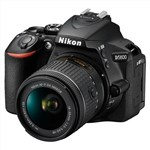 Nikon D5600 with AF-P 18-55mm VR Lens Kit DSLR Camera
