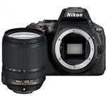 Nikon D5600 with 18-140mm VR Lens Kit DSLR Camera