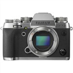Fujifilm X-T2 Mirrorless Digital Camera  (Body Only, Graphite Sil...