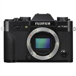Fujifilm X-T20 Body Black Mirrorless Digital Camera (Camera kit b...