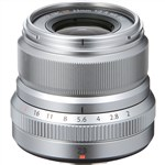 Fujifilm XF 23mm f/2 R WR Lens (Silver) Fujinon