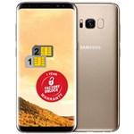 Samsung Galaxy S8+ 64GB Dual Sim GOLD UNLOCKED SM-G955FD S8 Plus ...