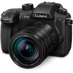 Panasonic Lumix DC-GH5 with Leica 12-60mm f/2.8-4 Lens Kit DMC-GH...