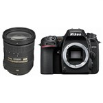Nikon D7500 Lens Kit with 18-200mm f/3.5-5.6 G ED VR II Digital SLR