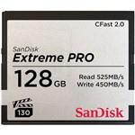 Sandisk Extreme Pro 128GB CFast 2.0 525mb/sec