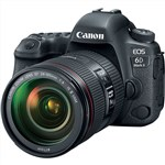 Canon EOS 6D Mark II with 24-105mm f/4L IS USM II Lens Kit DSLR D...