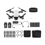 DJI Spark Fly More Combo (Alpine White) (UK)