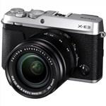 Fujifilm X-E3 Mirrorless Digital Camera with 18-55mm OIS Lens (Si...