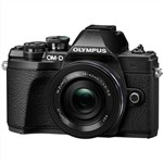 Olympus OM-D E-M10 III Camera BLACK with 14-42mm EZ Single Lens Kit