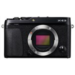 Fujifilm X-E3 Mirrorless Digital Camera (Body Only, Black ) Camer...