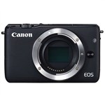 Canon EOS M100 Mirrorless Digital Camera (Black, Body Only - Came...