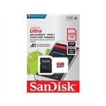 Sandisk 400GB A1 Ultra 100MB-s MicroSDXC w-adapter