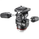 Manfrotto MH804 3-Way Pan-and-Tilt Head with 200LT-PL Quick Relea...