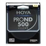 HOYA Pro ND500 55mm Neutral Density Filter 9-stop ND 500