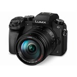 Panasonic Lumix DMC-G7 Camera with 14-140mm Lens (Black) Mirrorle...