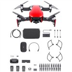 DJI Mavic Air Fly More Combo (Red)