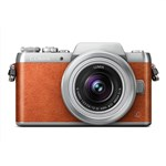 Panasonic Lumix DMC-GF10 Kit (12-32) Brown