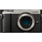 PANASONIC LUMIX GX9 Body SILVER 4K Mirrorless Digital Camera