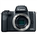 Canon EOS M50 Body Only Black (Camera Kit Box) Mirrorless Digital...