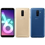 Samsung Galaxy A6+ (2018)Dual A605G 32GB Black (4GB)