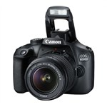 Canon EOS 3000D with EF-S 18-55mm III Lens Kit (4000D Packaging) ...