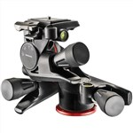 Manfrotto XPRO 3-Way, Geared Pan-and-Tilt Head with 200PL-14 Quic...
