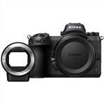 Nikon Z7 Camera with FTZ Mount Adapter (Camera Kit Box) Mirrorles...